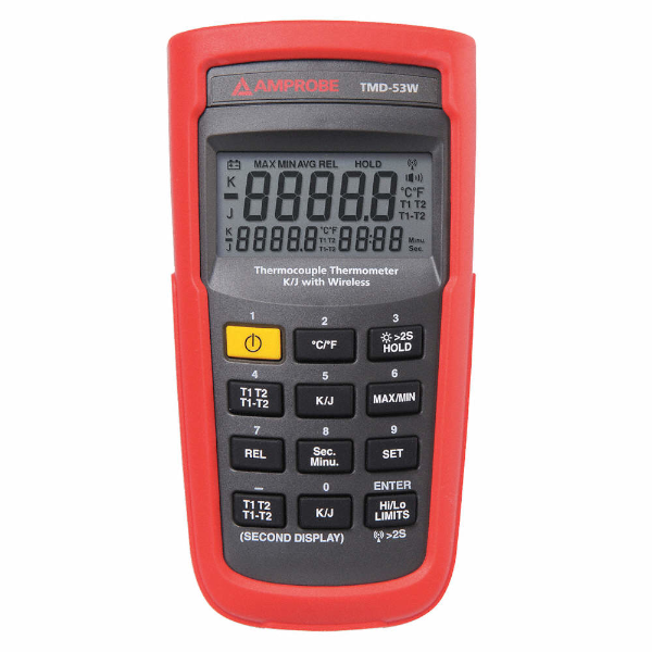 SMI Instrumenst Product AMPROBE - TMD-53W Thermocouple Thermometer ( ยังไม่มีรุ่นทดแทน )