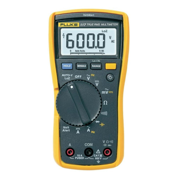 SMI Instrumenst Product FLUKE - 117 Digital Multimeter