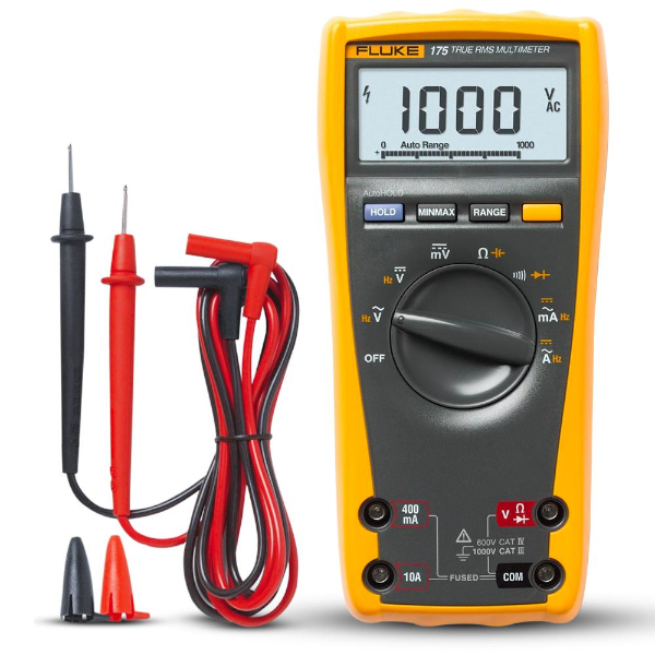SMI Instrumenst Product FLUKE - 175 Digital Multimeter