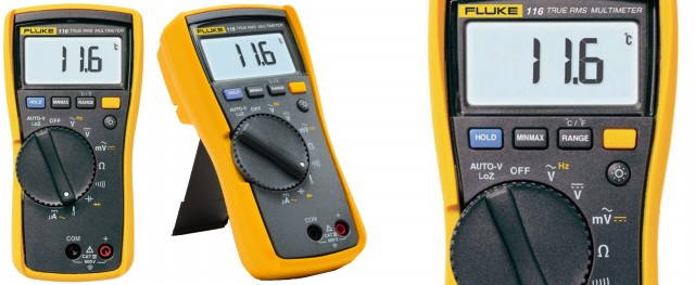 SMI Instrumenst Product FLUKE - 116 HVAC Multimeter