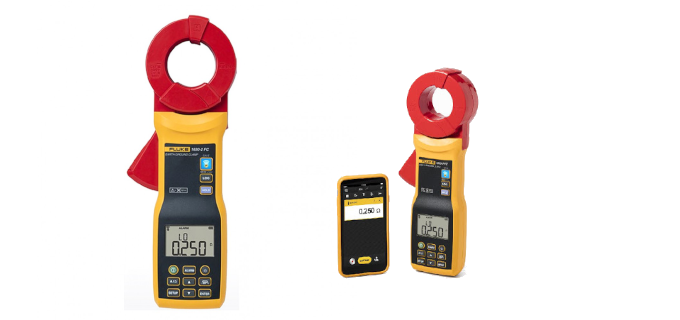 SMI Instrumenst Product FLUKE - 1630-2 FC Earth Ground Loop and Leakage Clamp