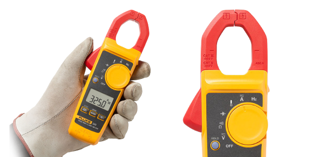 SMI Instrumenst Product FLUKE - 325 400A AC/DC Clamp Meter