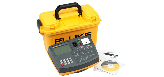 SMI Instrumenst Product FLUKE - 6200-2 UK Portable Appliance Tester UK