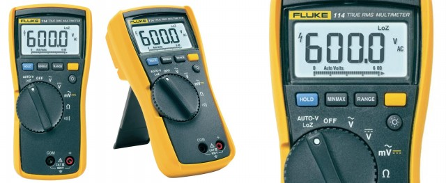 SMI Instrumenst Product FLUKE - 114 Digital Multimeter