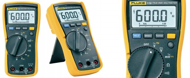 SMI Instrumenst Product FLUKE - 115 Digital Multimeter
