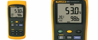 SMI Instrumenst Product FLUKE - 53 II B Thermometer (Data Logging Thermometer with Single Input, 50Hz)