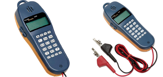 SMI Instrumenst Product FLUKE NETWORKS - TS25D Telephone Test Set with ABN TS25D Telephone Test Set with ABN