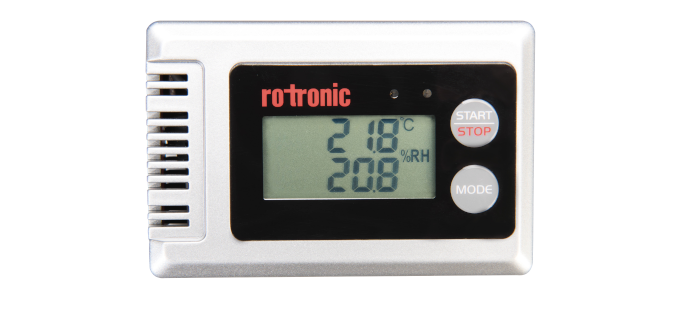 SMI Instrumenst Product ROTRONIC - HL-1D Humidity and Temperature Logger