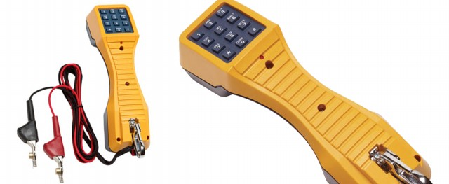 SMI Instrumenst Product FLUKE NETWORKS - 19800009 TS19 Telephone Test Set with ABN