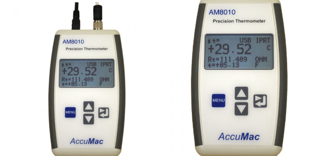 SMI Instrumenst Product ACCUMAC - AM8010 Handheld Precision Thermometer