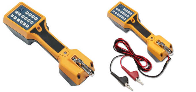 SMI Instrumenst Product FLUKE NETWORKS - 22801009 TS22A Telephone Test Set with ABN